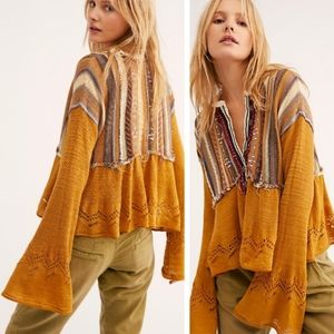 Free People Meadow Lakes Sweater!